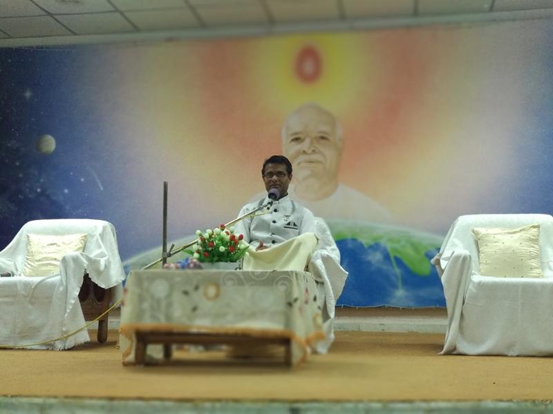 Dr. Sachin Class at Lotus House